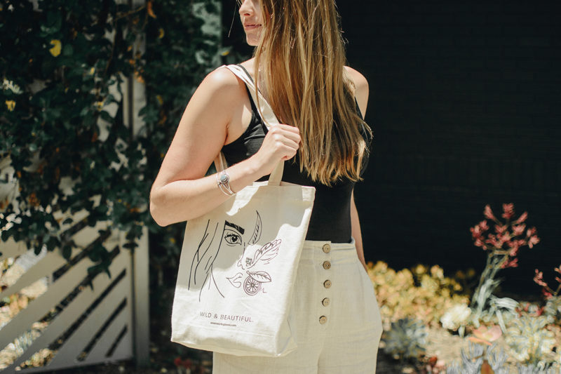 Meet The Artist Behind Our Fall 2019 Tote Bags