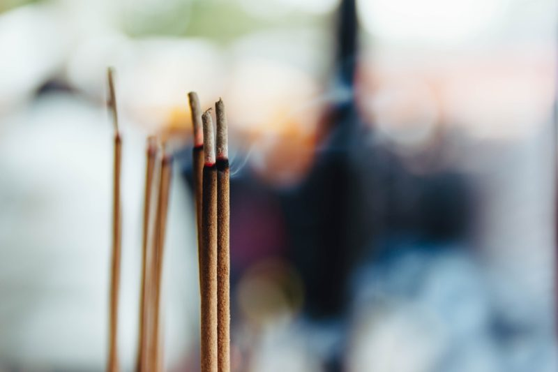 7 Reasons We Love Burning Incense  1