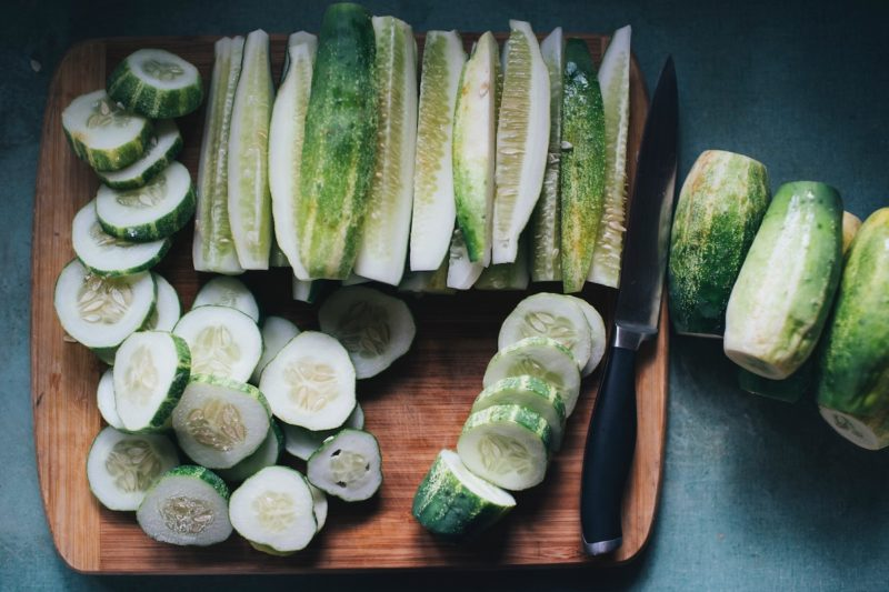 Cucumbers for the Eyes: Does It Really Work and How to Do It