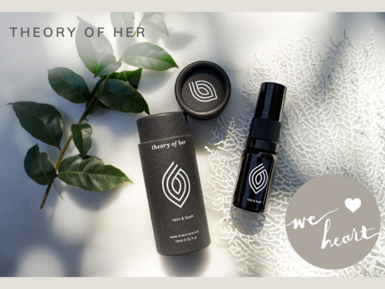 We Heart: Theory of Her
