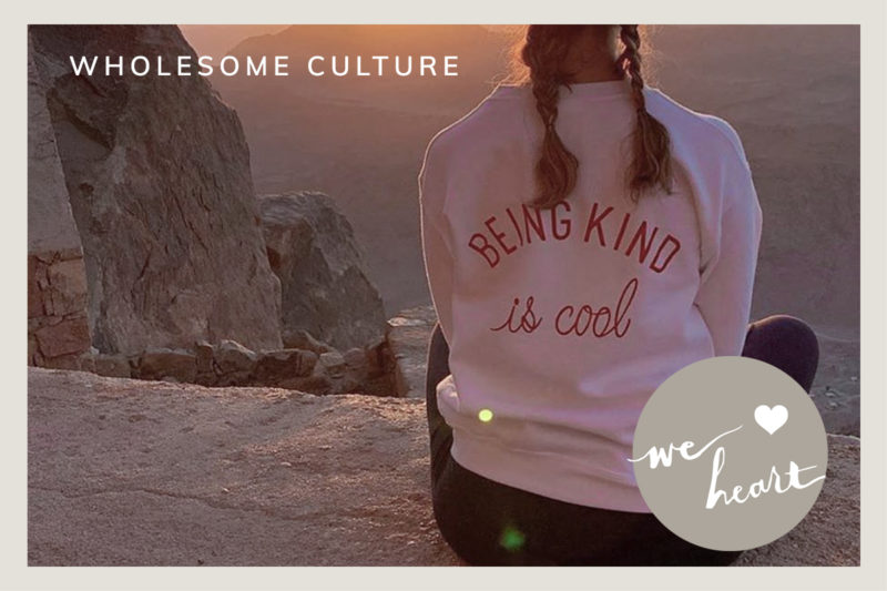We Heart: Wholesome Culture