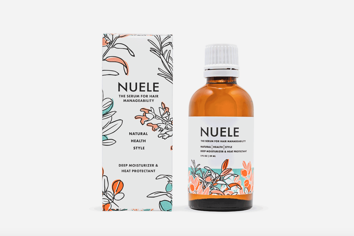Meet the Founder of NUELE Hair Serum 1