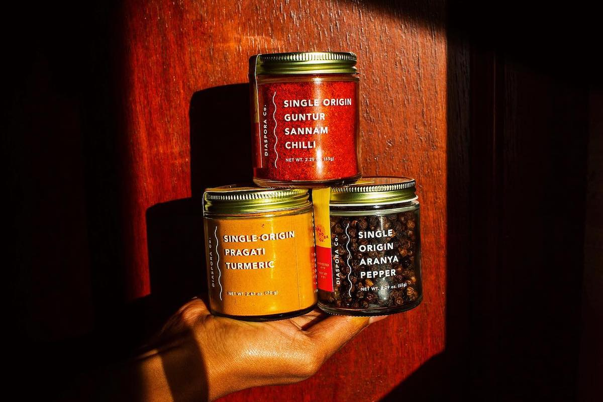 Gift a loved one The Trio from Diaspora Co.