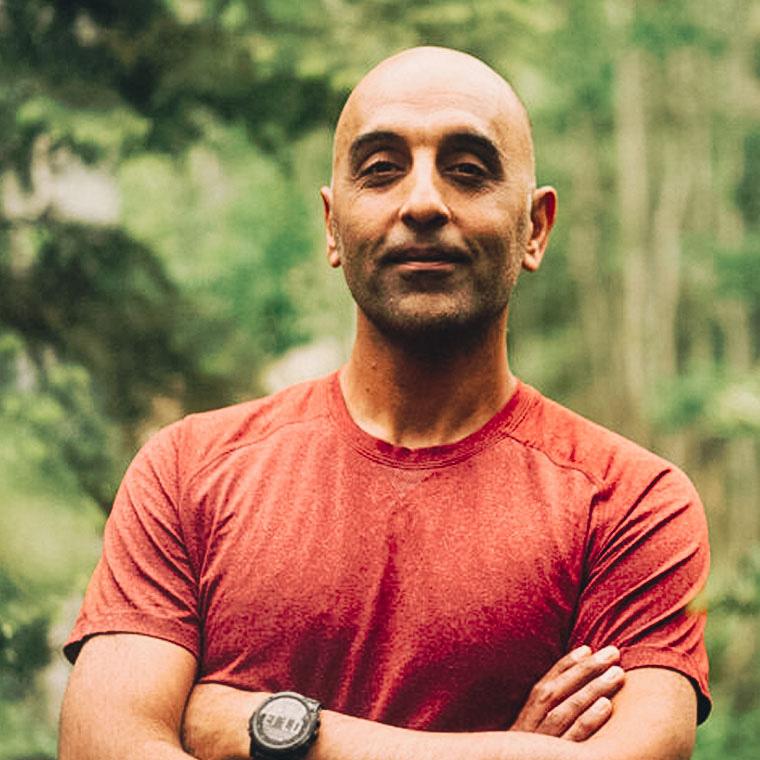 Pedram Shojai New York Times Best-selling Author, The Urban Monk