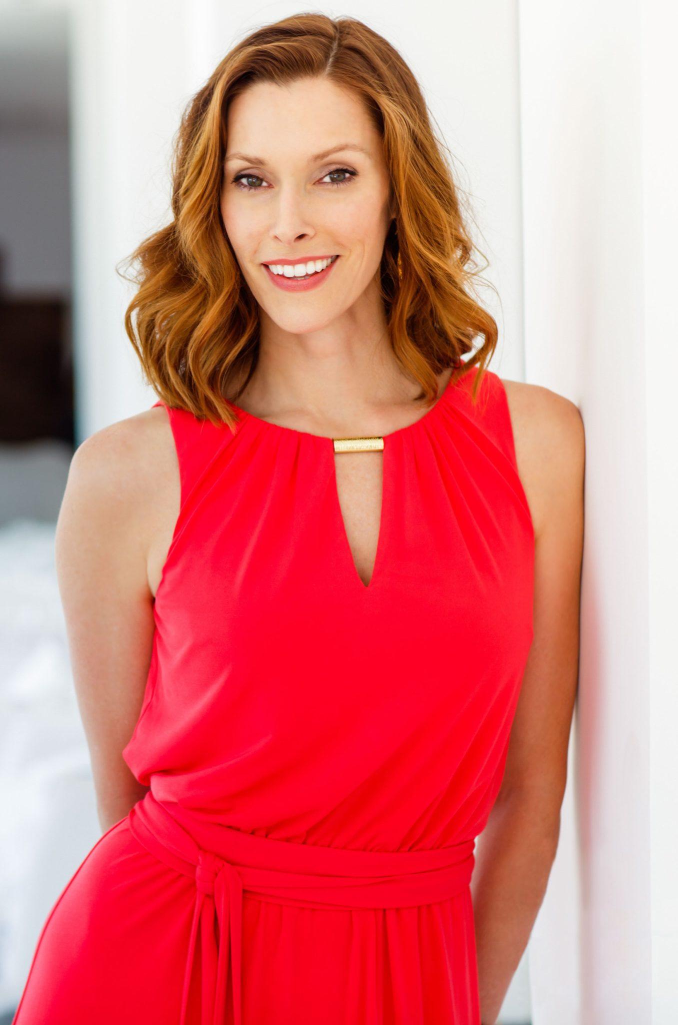 Emily Fletcher, Founder of Ziva Meditation