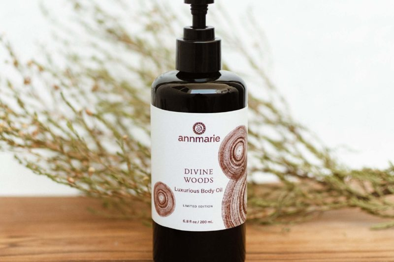 Introducing: Divine Woods—A limited-edition luxurious body oil 1